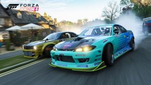 Forza Horizon 4 Early Access Release